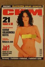 CKM 7/2000 Rose McGowan * 3D photos Britney Spears * Angelina Jolie & more