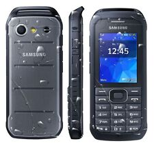 Samsung Xcover 550 DARK SILVER ARGENTO sm-b550h outoor cellulare senza SIM-lock NUOVO