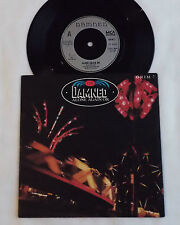 "DAMNED Alone again or/In dulce decorum UK Orig 7"" 45 MCA Records GRIM 7(1986)EX+"
