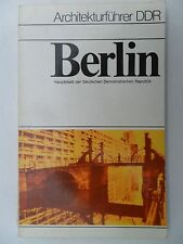 "EAST GERMAN/DDR/GDR COLD WAR  "" EAST BERLIN ARCHITECTURE"" circa 1981"