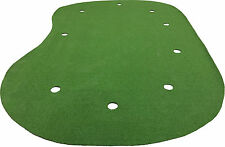 9 Feet x 15 Feet Professional Synthetic Turf Grass Nylon Practice Putting Green