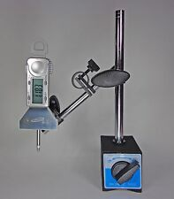 Magnetic Base with Digital Indicator and Fine Adjustment with 176# 80kg Magnet