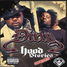 Hood Stories [PA] by Dirty (CD, Aug-2005, Rap-A-Lot/Wea) NEW
