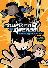 Shuriken School: Ninja's Secret 2014 by Brooks