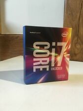 Intel Core I7 (unlocked) 6700k Processor 4 GHz 8m Cache LGA1151