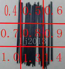 New 100 pcs sax oboe flute clarinet springs blue repair parts A variety of sizes