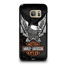 HARLEY DAVIDSON LOGO Samsung  S3 S4 S5 S6 S7 Edge Plus Case Note 3 4 5 Cover