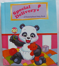 Special Delivier A Personalized Baby Book - Great Gift Idea for a New Mom