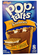 Kellogg's Pop Tarts Frosted Smores