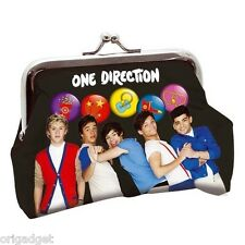 COIN PURSE CLIPS PURSE 1 D ONE DIRECTION OFFICIAL OFFICIAL S13-869