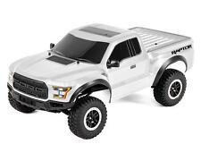 TRA58094-1-WHT Traxxas 2017 Ford Raptor RTR Slash 1/10 2WD Truck (White)