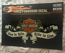 """New/Authentic - Harley Davidson Decal 'Brutus"""" #DC787046"""