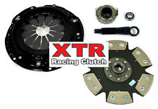 XTR XTREME STAGE 6 RIGID CLUTCH KIT for 1990-1991 HONDA CIVIC CRX D15 D16