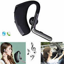Wireless 4.0 Bluetooth Headset Stereo Earpiece For Samsung Galaxy Note 5 7 Nokia