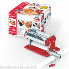 FIMO CLAY MACHINE FOR AIR DRIED & PREMO SCULPEY OVEN BAKED MODELING POLYMER CLAY
