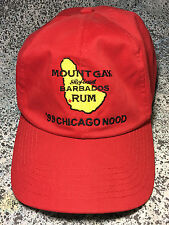 Chicago NOOD Race Week! 1999 Sailing Hat Mount Gay Rum Barbados Yacht Club CYC