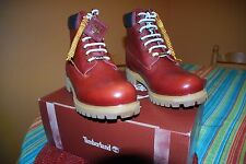 Timberland Size 9.5 Medium Width NFL Limited Edition  boots new in box