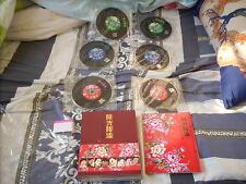 a941981 EMI Pathe 6 CD Grace Chang Yao Lee Li Chow Hsuan Winnie Wei Lin Dai Woo Ing Ing Tsui Ping Bai Kwong 時光倒流 之 大上海 Big Shanghai