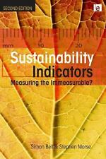 Sustainability Indicators: Revised Edition: Measuring the Immeasurable-ExLibrary