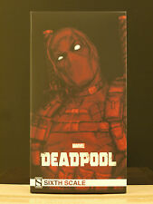 Sideshow - Marvel Collectibles - Deadpool 1/6 Scale Action Figure MISB
