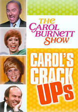 The Carol Burnett Show: Carol's Crack-Ups (DVD, 2014, 6-Disc Set)