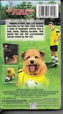 Soccer Dog 2: European Cup (VHS, 2004) NEW SEALED