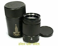 Olympic Jupiter-37A lens 3,5/135 mm M42 mount Zenit Canon.№8037859.Exc