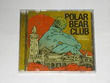 Polar Bear Club Chasing Hamburg 10 Track CD Album.  2009.