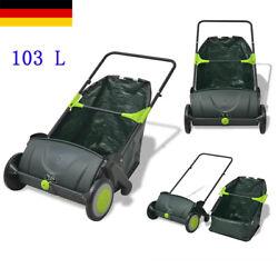 Kehrmaschine Rasenkehrmaschine Laubkehrmaschine Kehrer Rasenkehrer 103 L T3X6