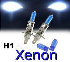H1 55W XENON HEADLIGHT BULBS TO FIT Opel MODELS LOW / DIPPED + FREE 501'S
