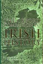 Connolly, S. J. (editor) THE OXFORD COMPANION TO IRISH HISTORY Hardback BOOK