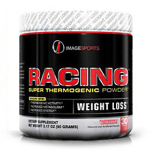 Image Sports Super Thermogenic Weight Loss Powdered Supplement (Best By 3/16)