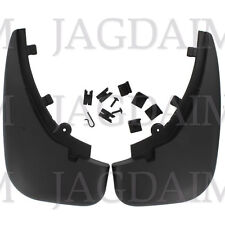 Jaguar XJ8 Front Mud Flap Splash Guard set 1998 - 2003 JLM20436 FRONT