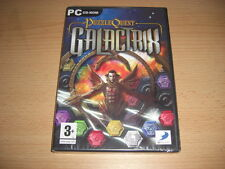 PUZZLE QUEST GALACTRIX  Pc Cd Rom NEW & SEALED - Fast Dispatch