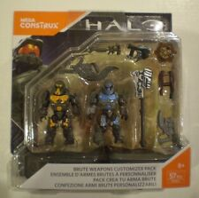MEGA CONSTRUX (BLOKS) Halo DXR57 *BRUTE WEAPONS CUSTOMIZER PACK* NISP