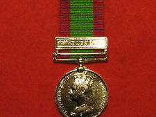 FULL SIZE AFGHANISTAN MEDAL 1878 WITH KABUL CLASP MUSEUM COPY MEDAL & RIBBON.