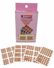 25x Mix Cross Kindmax Skin 3 Größen Hautfarbe Kinesiologie Tape Kinesiology