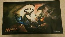 USED Ultra Pro Play Mat Conflux Nicol Bolas vs. Planeswalkers magic mtg