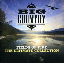Big Country - Fields of Fire: Ultimate Collection [New CD]