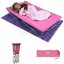 Regalo Portable Travel Bed for Kids Children Foldable Toddler Couch Chair Campin