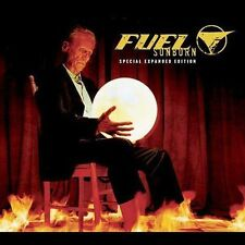 Sunburn [Original not Reissue] by Fuel (Alternative Pop/Rock) (No jewel case)