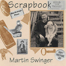 Martin Swinger - Scrapbook (CD, Jan-2000, Songs Worth Listening To) New / Sealed
