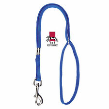 """18"""" DOG CAT NYLON BRAIDED RESTRAINT Noose BLUE LOOP for PET Grooming Table Arm"""