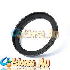 46mm-58mm 46-58mm 46 to 58 Metal Step Up Lens Filter Ring Adapter Black