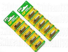 10x GP27A GP 27A GP27 L828 A27 12v Batteries Fresh Expire 2016 Free Shipping