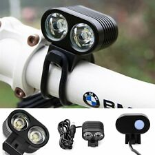 1600 Lumens 2X Cree XM-L U2 LED Bicycle Bike Head Light Lamp Flashight Torch