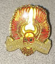 RIDE TO LIVE ~ LIVE TO RIDE Motorcycle Pin