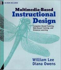 Multimedia-Based Instructional Design : Computer-Based Training, Web-Based Train