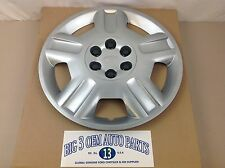 2006-2009 Chevrolet Uplander Silver Painted Steel Wheel CENTER HUB CAP new OEM