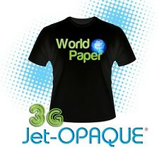 Heat transfer paper Sublimation Printing for Dark Cotton Fabric 8.5x11 x 10sheet